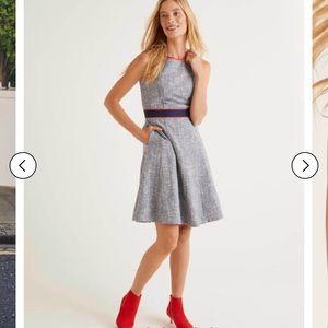 Boden Matilda Textured Dress